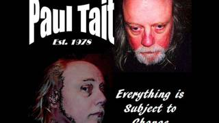 Paul Tait:  Web Commercial for Everything is Subject to Change