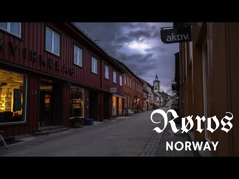 Røros Norway - UNESCO World Heritage Site