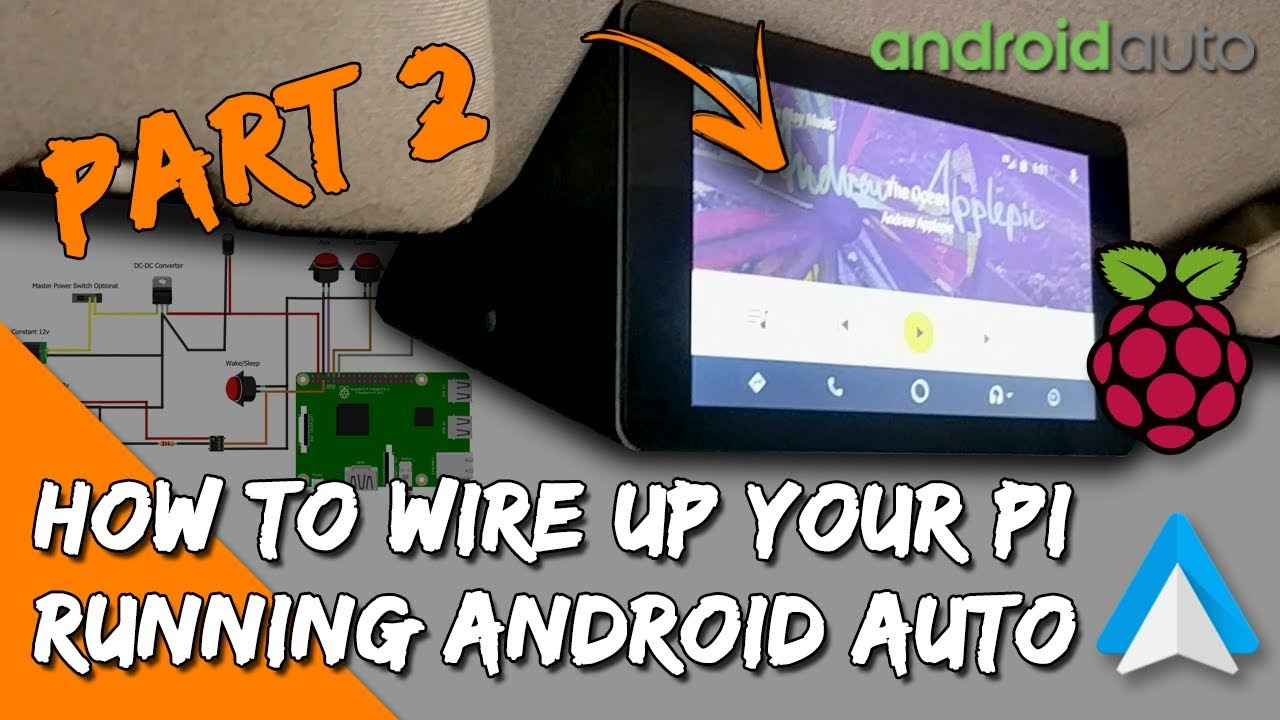 Wiring Androidauto Raspberry Pi To Your Car Rear View Camera Connection Diagrams Openauto