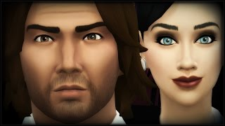 The Sims 4 : Wolf Bigby & Snow White (Telltale