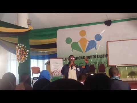 General voices of Youth in  Tanzania National Youth Assembly(2)