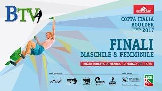 Coppa Italia Boulder 2017 - Finals
