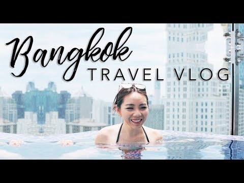 BANGKOK TRAVEL VLOG + TIPS BELANJA DI BANGKOK