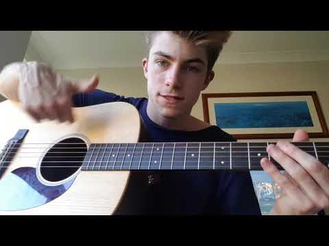 STARING AT THE SKY - XXXTENTACION GUITAR TUTORIAL FULL Mp3