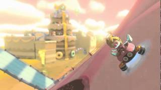 Mario Kart 8 - Sweet Sweet Canyon Music Preview