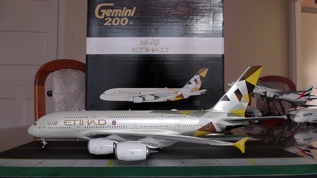 Купить модели самолетов airbus a380 коллекционные масштабные модели авиалайнеров в интернет-магазине минилайнер.