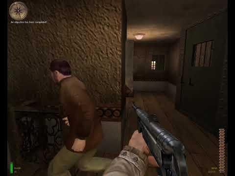 Medal Of Honor Allied Assault - Un joc al copilariei - Misiunea Arzew