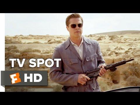 Allied TV SPOT - Kill (2016) - Brad Pitt Movie