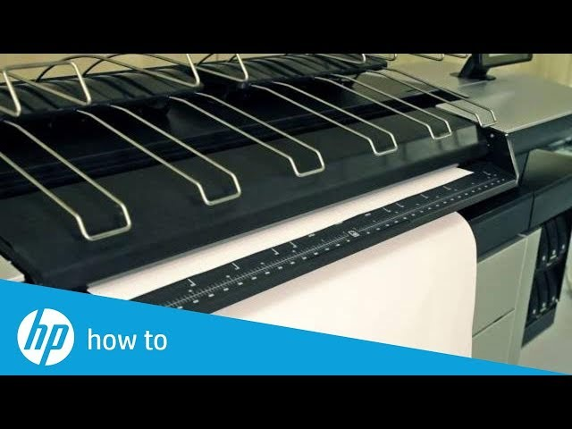 Jak korzystać z funkcji skanowania wsadowego HP PageWide XL