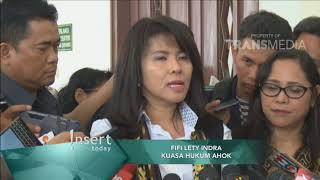 INSERT TODAY -  Bakal Rame Nih !! Ahok dan Veronica Tan Resmi Bercerai (4/4/18) Part 2