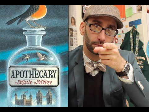 The Apothecary by Maile Meloy! | WHOA!! I Wanna READ DAT!! [Ep. 03]