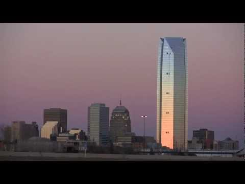 Devon Tower Sunset - 2012