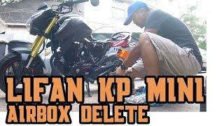 Lifan KP Mini - Airbox DELETE - Part 2