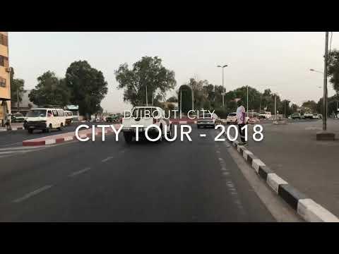 Djibouti - City Tour 2018