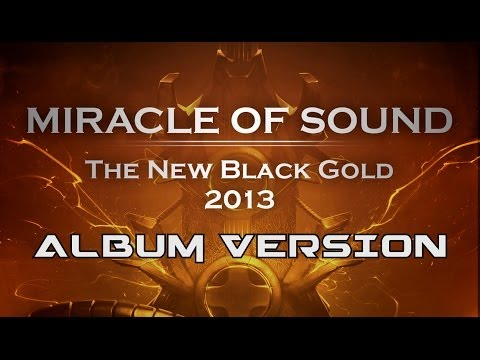 The New Black Gold 2013 - Album version
