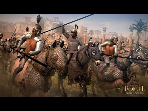 Total War Rome 2: How Useful are Parthian Royal Cataphracts?