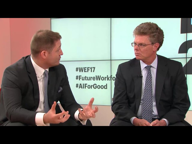 Digital Transformation: MBA Panel — WEF 2017 Discussion