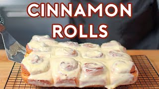 Download Binging with Babish: Cinnamon Rolls from Jim Gaffigan's Stand Up (sort of) Mp3 and Videos
