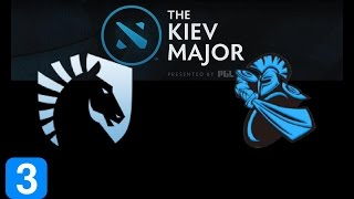 Liquid vs Newbee Game 3  Kiev Major Highlights Dota 2