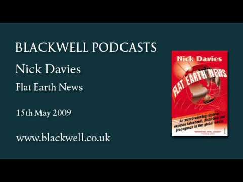 Nick Davies - Flat Earth News thumbnail