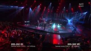 Dead By April - Mystery - Melodifestivalen 2012 - HD