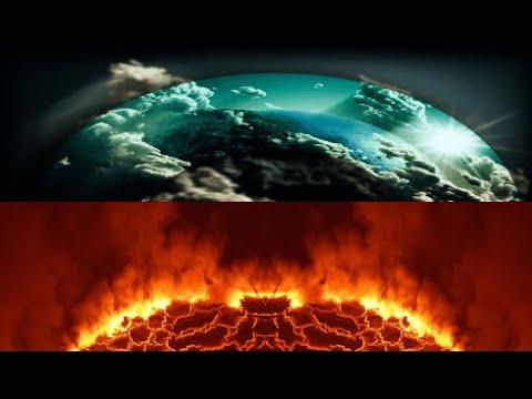 Климатический хаос и сдвиг полюсов вызывают ветры в ядре Земли.