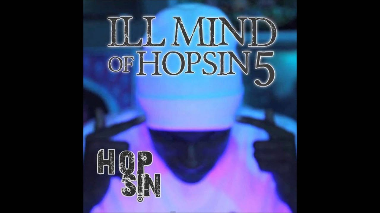 Ill Mind Of Hopsin 4 Album Cover - 97.8KB