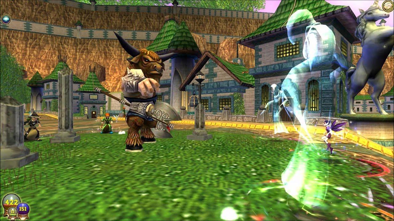 Life Spelled In Cobble : Wizard life minotaur spell youtube