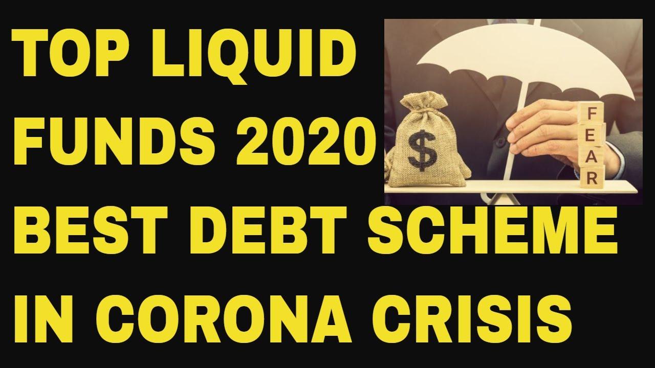 Top 5 Best Liquid Fund For 2020|FD या Liquid Fund कौन है बेहतर?Top Liquid Funds in Corona/Covid-19