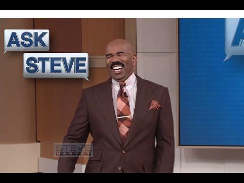 "Ask Steve: We love the movie ""Johnson Family Vacation"" || STEVE HARVEY"