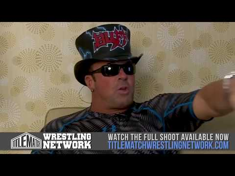 Buff Bagwell  When Vince McMahon Hired & Fired Me, Night of the Final WCW Nitro