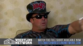 Buff Bagwell - When Vince McMahon Hired & Fired Me, Night of the Final WCW Nitro
