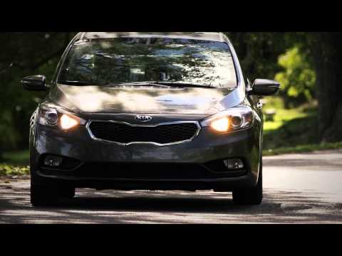 Notre essai de la Kia Forte 2014