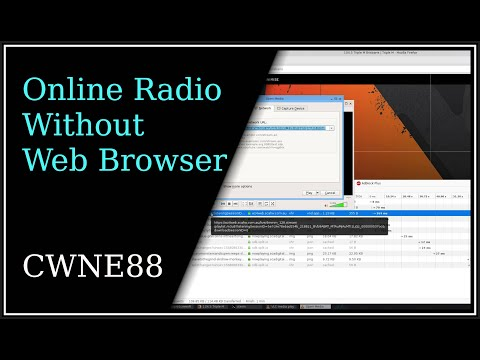 Online Radio Without Web Browser