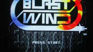 Saturn shooter review: Blast Wind