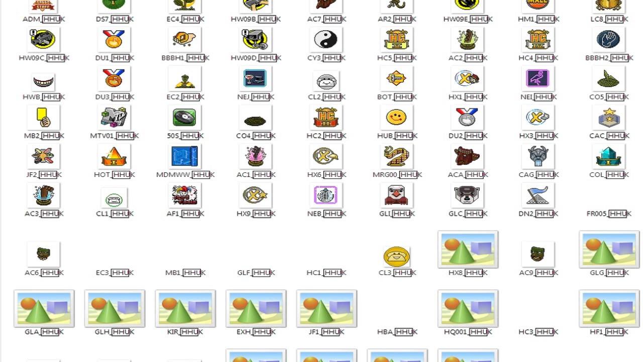 Habbo Retro Rozet Ekleme Azure Emulator Hd Youtube