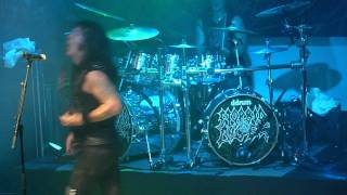 Morbid Angel - Chapel of ghouls - LIVE PARIS 2011