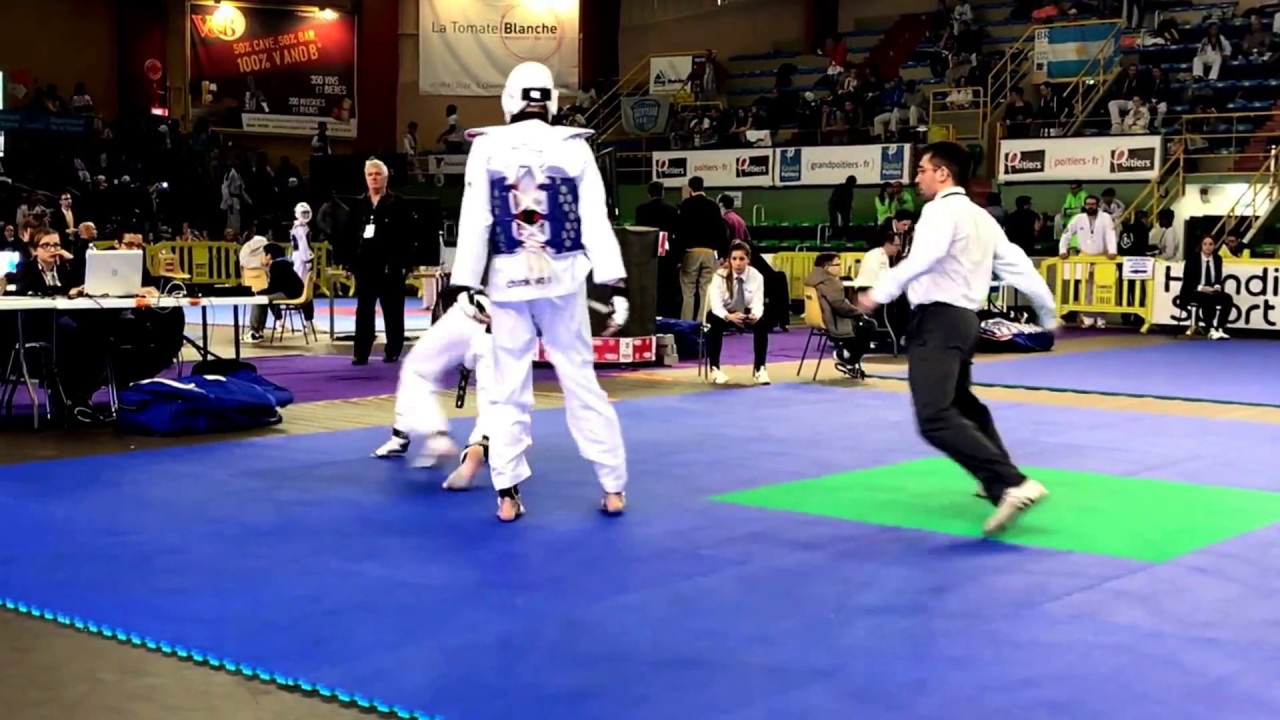 club taekwondo poitiers