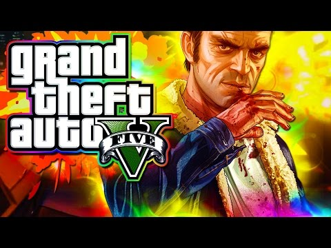 """GTA 5 Running Back Mode! """"THE BEST PLAY EVER!!"""" (GTA 5 Funny Moments!)"""
