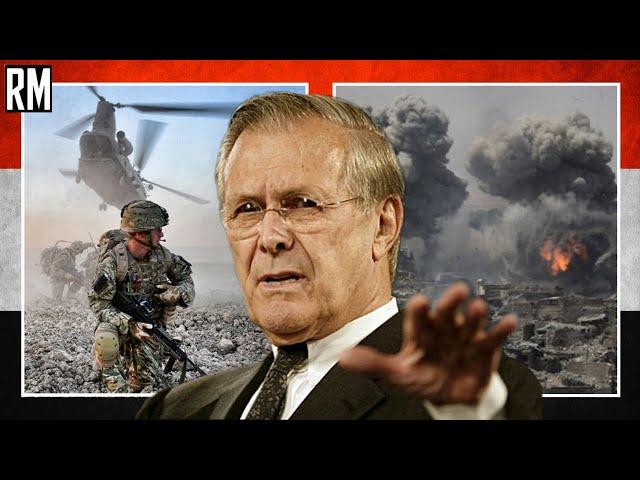 Donald Rumsfeld Dies at Age 88
