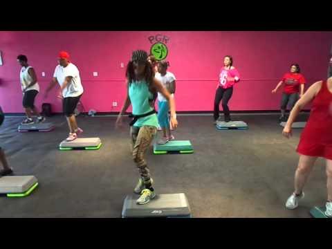 Hip Hop Step Aerobic By: PGR Family Cardio Club