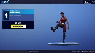 KNEE SLAPPER FORTNITE EMOTE (1 HOUR)