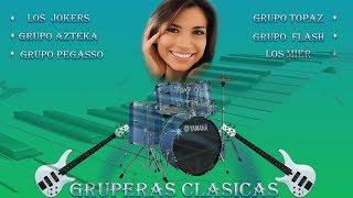 'LA MEJOR  MUSICA GRUPERA' SOLO EXITOS DE LOS 90S EN ESTE MIX COMPLETO # 1