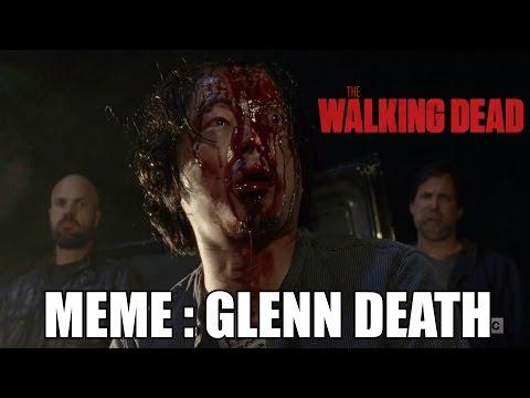 Meme Compilation Glenn Death Twd Youtube
