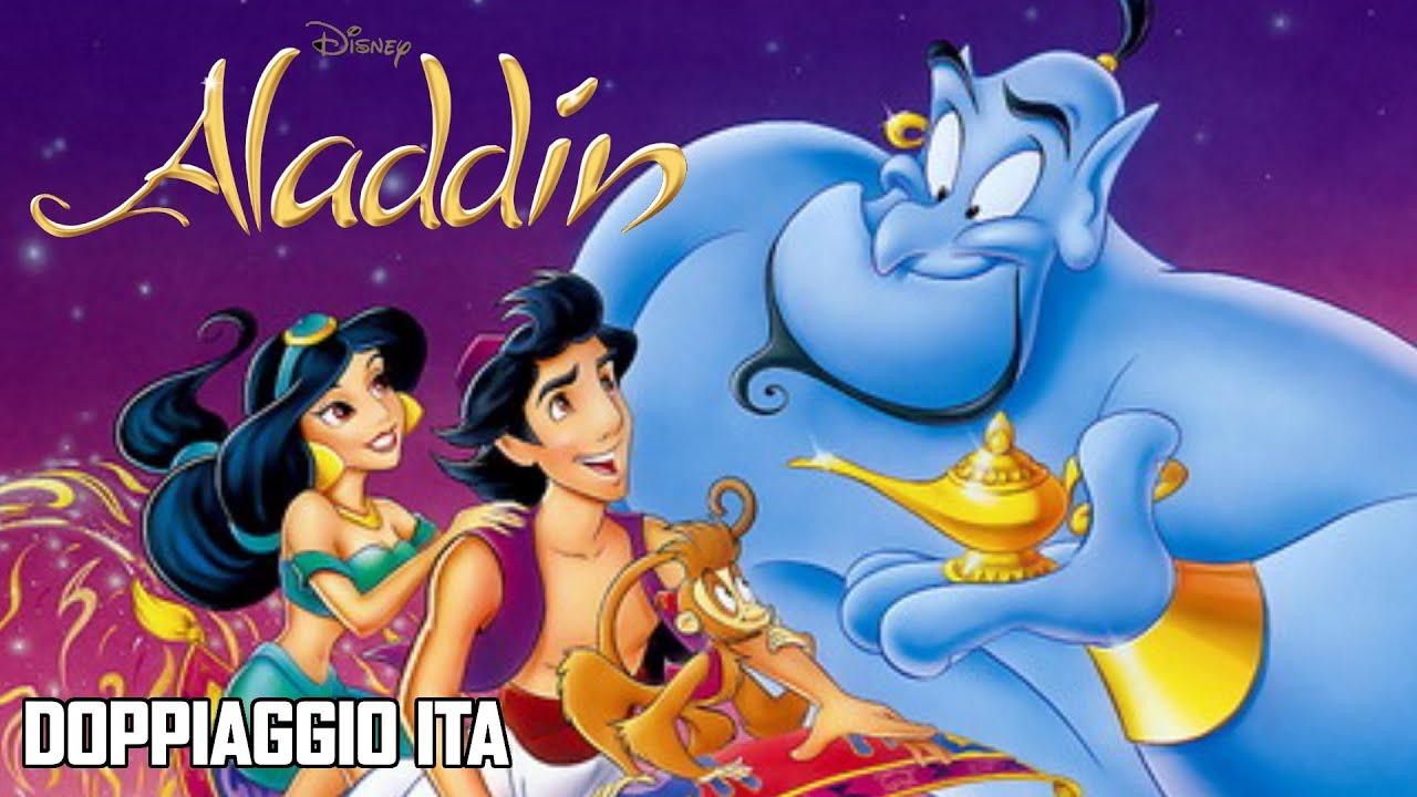 Aladdin ecco il cast del live action del cartone animato news