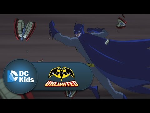 No Joke | Batman Unlimited | Episode 19
