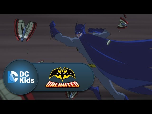 No Joke | Batman Unlimited | DC Kids
