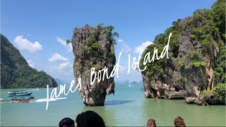 Canoeing for the first time  James Bond Island  Episode 4