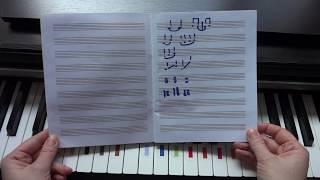 Объединение нот. Лига, Legato, Глиссандо, Аккорд, Арпеджио. Теория. Современная музыкальная нотация.