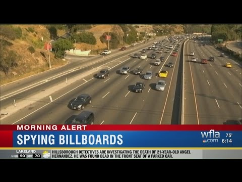 Are billboards spying on you? Lawmakers want technology investigated